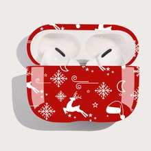 Christmas Deer Airpods Case