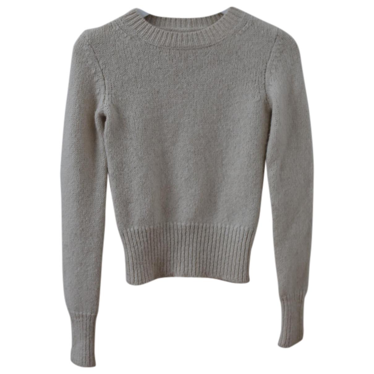 Isabel Marant \N Ecru Wool Knitwear for Women 34 FR