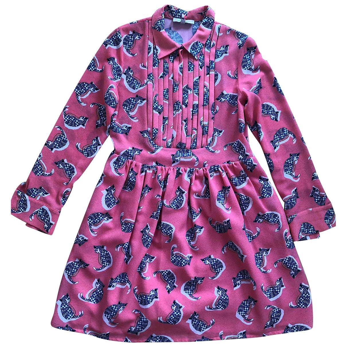 Paul & Joe Sister \N Kleid in  Rosa Polyester