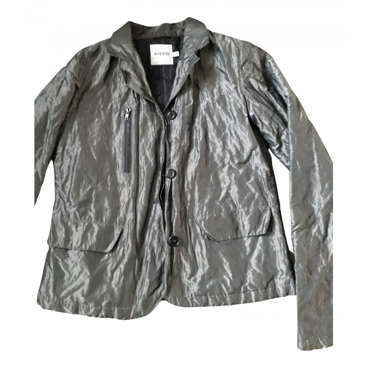 Aspesi N Silver jacket for Women M International