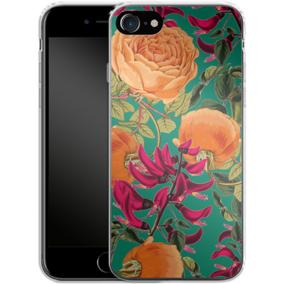 Apple iPhone 7 Silikon Handyhuelle - Sweet Spring von Zala Farah