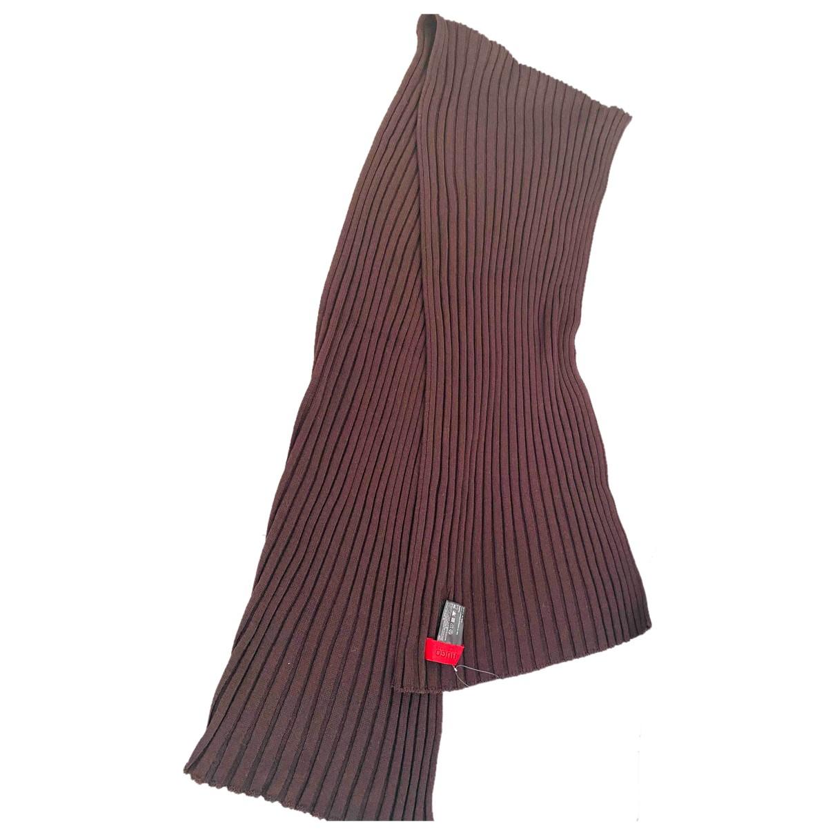 Pañuelo / bufanda de Lana Hugo Boss
