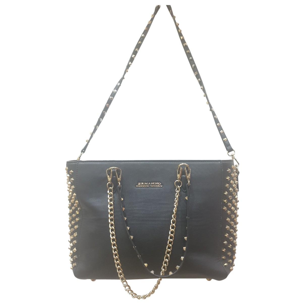Ermanno Scervino \N Black handbag for Women \N