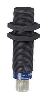 Telemecanique Sensors M18 x 1 Inductive Sensor - Barrel, PNP/NPN-NO/NC Output, 8 mm Detection, IP67, M12 - 4 Pin