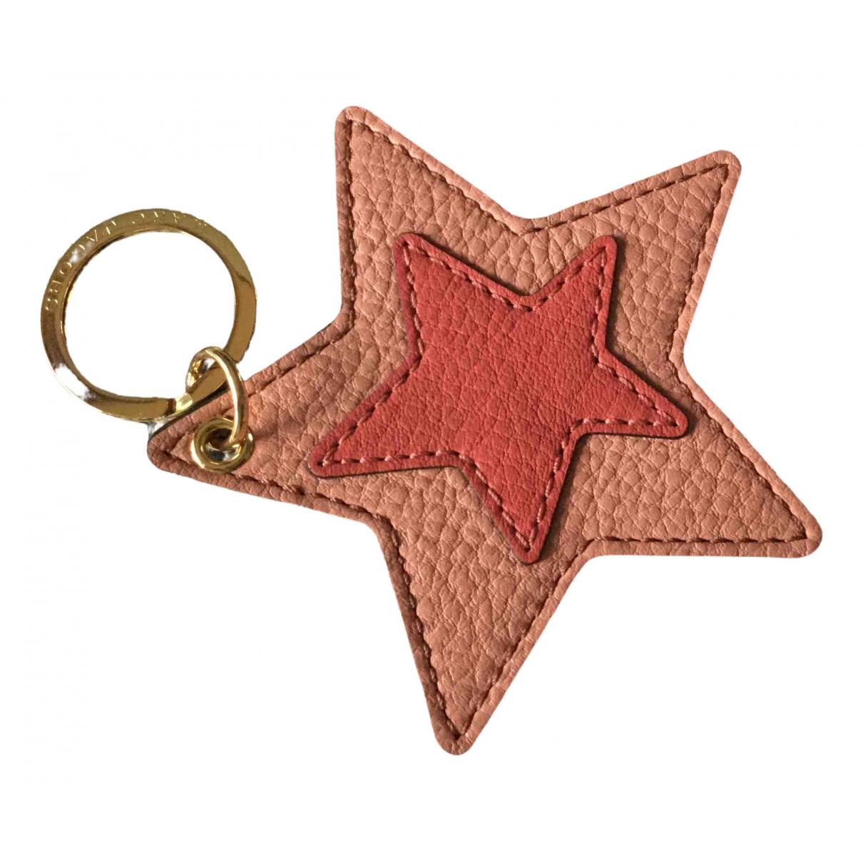 Marc Jacobs - Petite maroquinerie   pour femme en cuir - rose