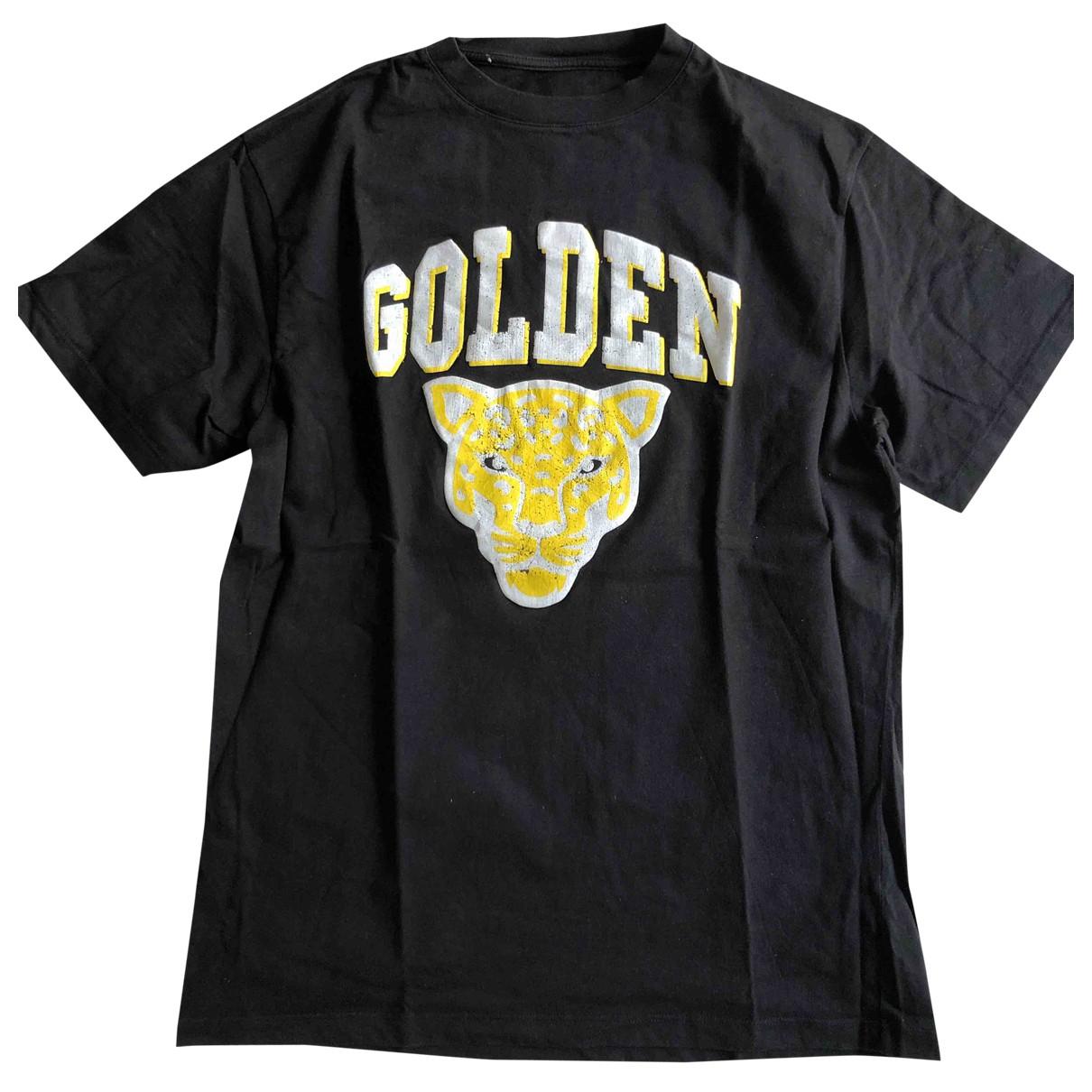 Golden Goose - Top   pour femme en coton - noir