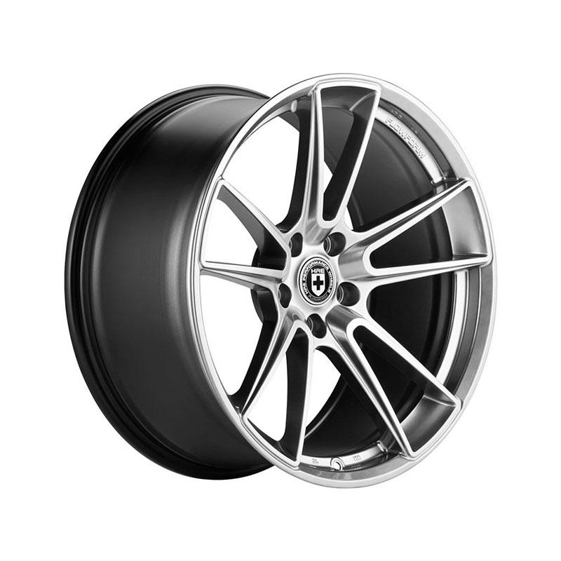 HRE FF04 Liquid Metal FlowForm Wheel 21x10.5 5x112 35mm