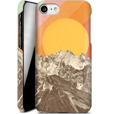 Apple iPhone 8 Smartphone Huelle - Mountainscape von Florent Bodart
