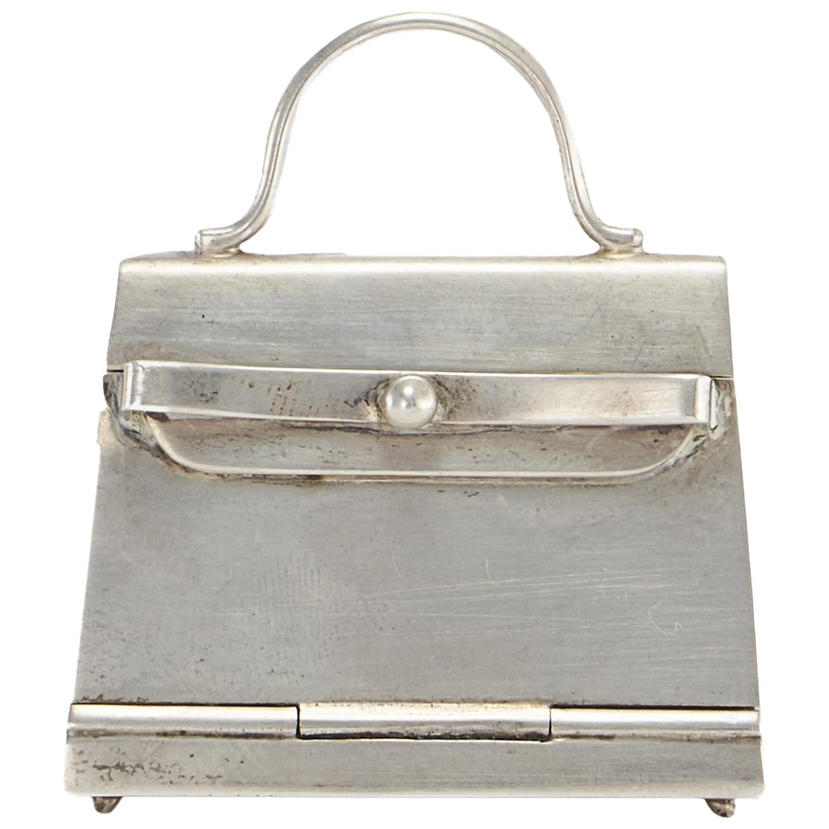 Hermès Amulette Silver Silver Bag charms for Women \N