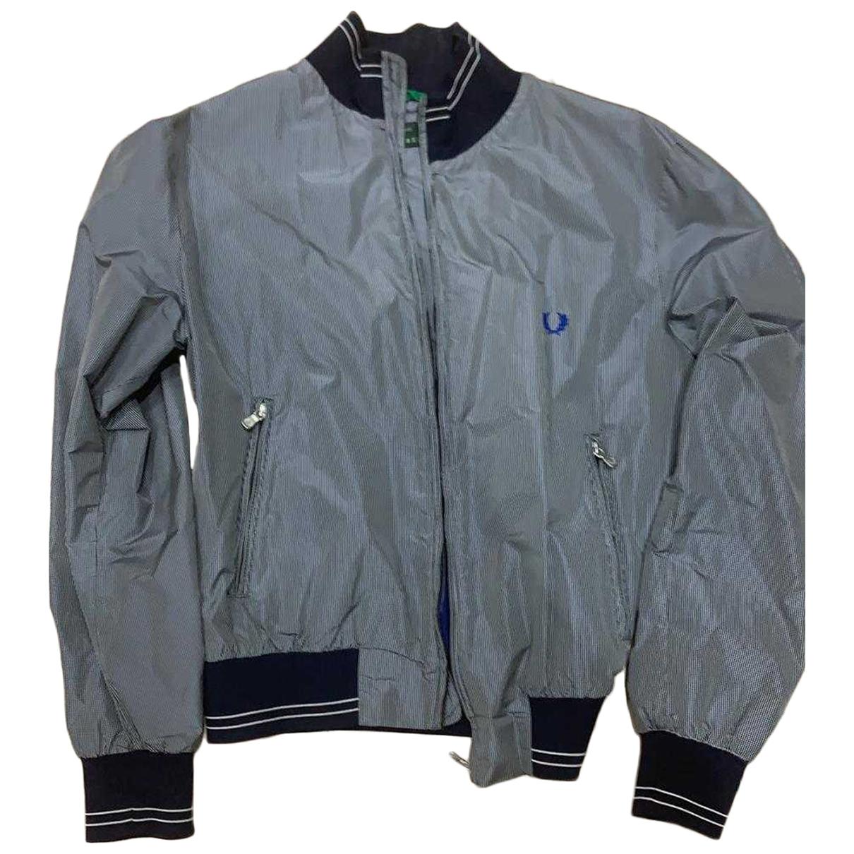 Fred Perry \N Grey jacket  for Men XXL International