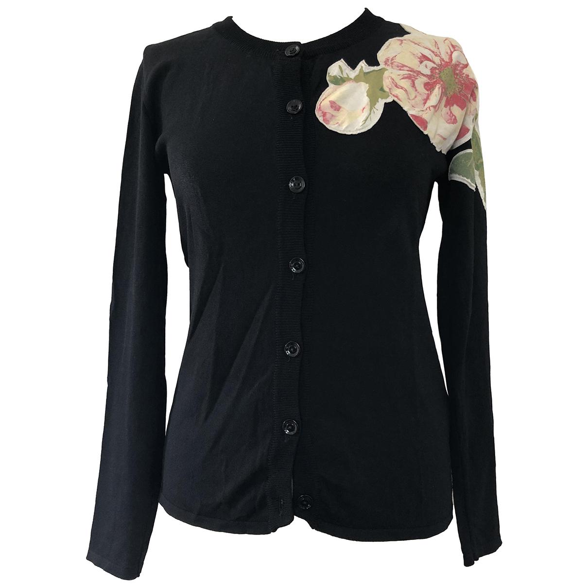 Gianfranco Ferré N Black Knitwear for Women 36 FR