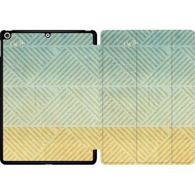 Apple iPad 9.7 (2018) Tablet Smart Case - Triangles Artifact von Brent Williams