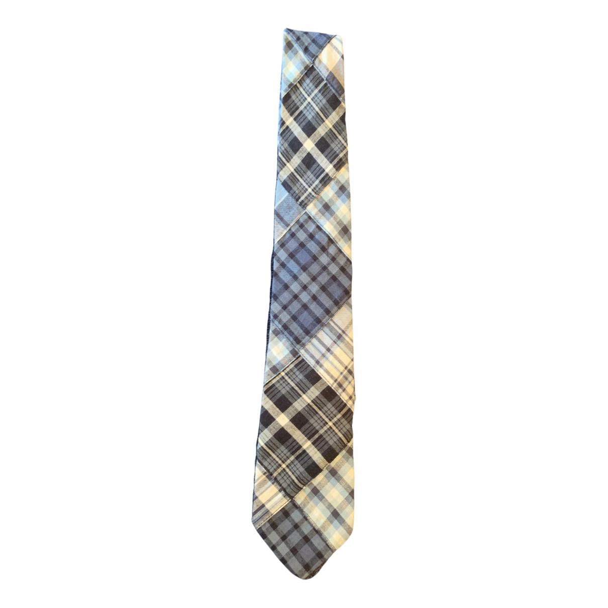 Polo Ralph Lauren \N Krawatten in  Marine Baumwolle