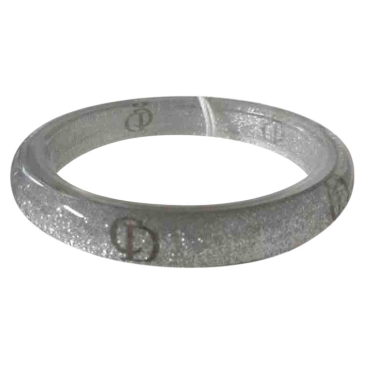 Dior - Bracelet   pour femme - argente