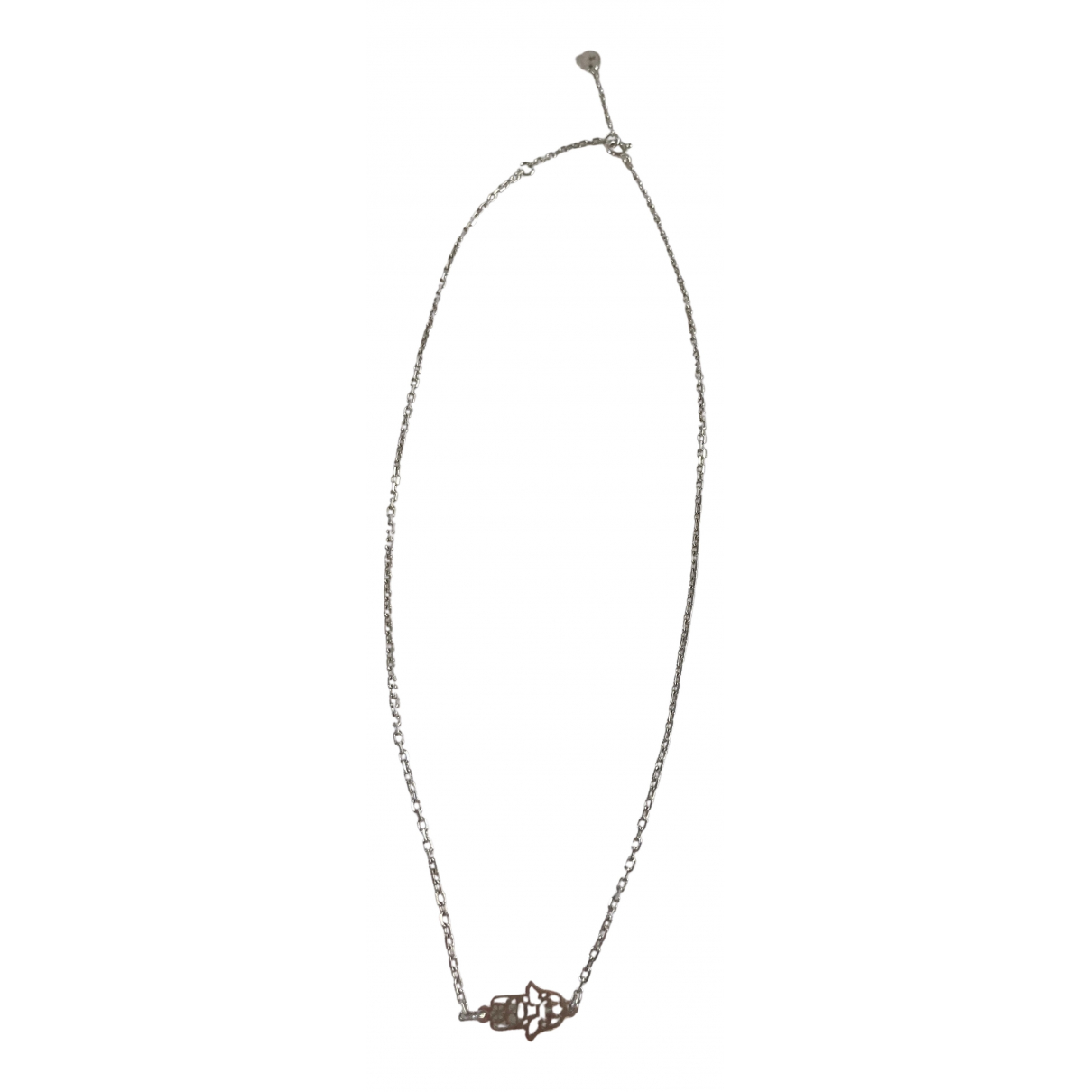 Reminiscence \N Silver Silver necklace for Women \N