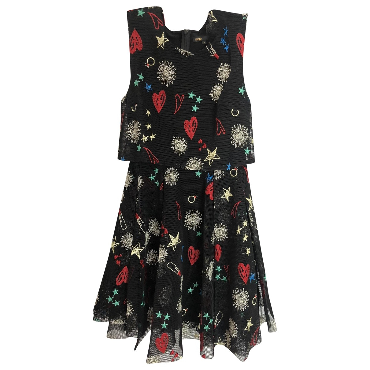 Maje \N Multicolour dress for Women 1 US