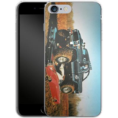 Apple iPhone 6 Plus Silikon Handyhuelle - Bigfoot Seventies von Bigfoot 4x4