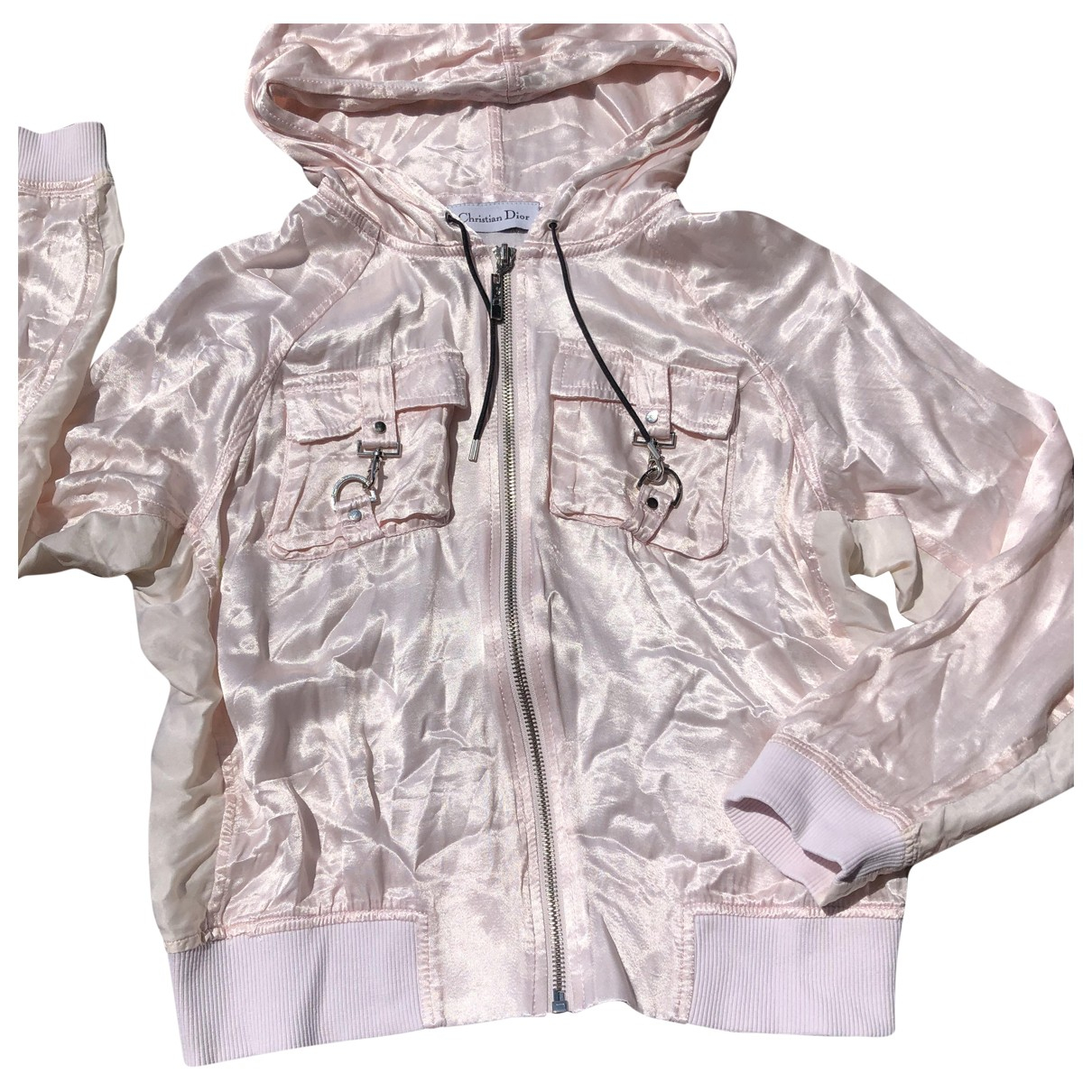 Dior \N Pink jacket & coat for Kids 12 years - XS
