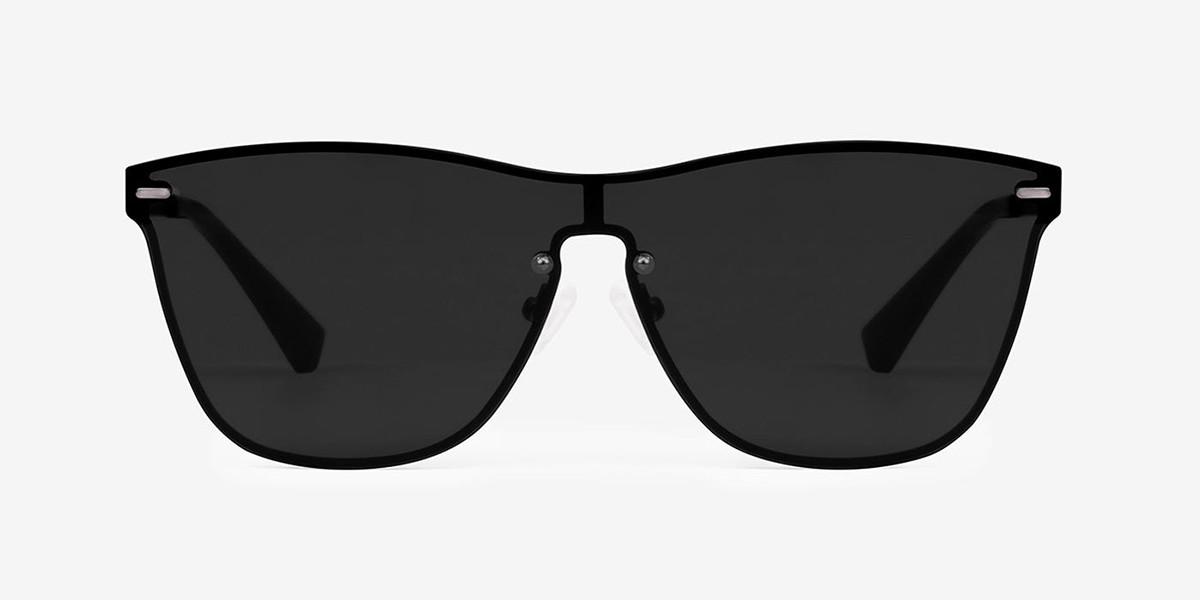 Hawkers Gun Metal Dark One Venm Metal H02LHM5001 Men's Sunglasses Black Size 140