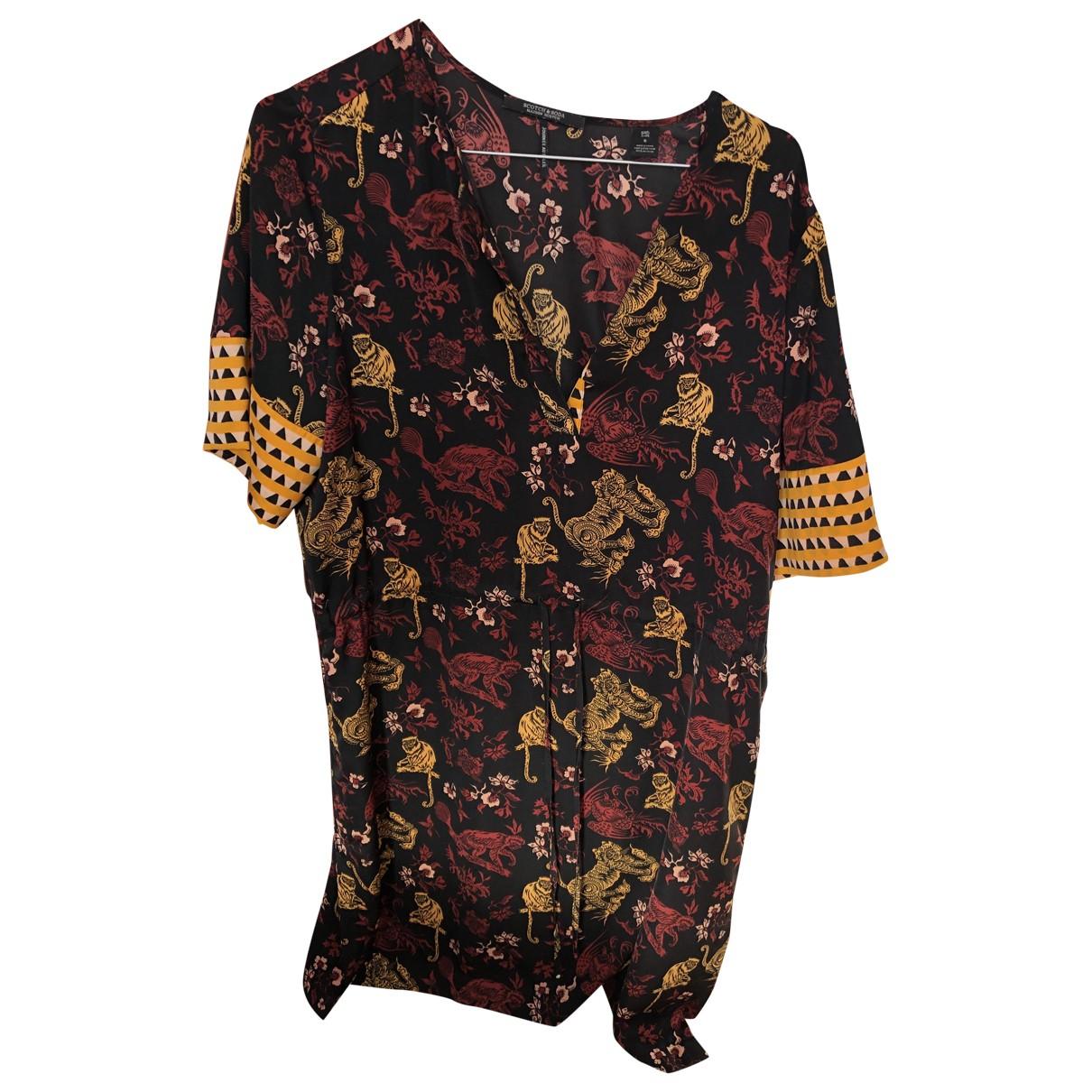 Scotch & Soda \N Multicolour dress for Women 36 FR