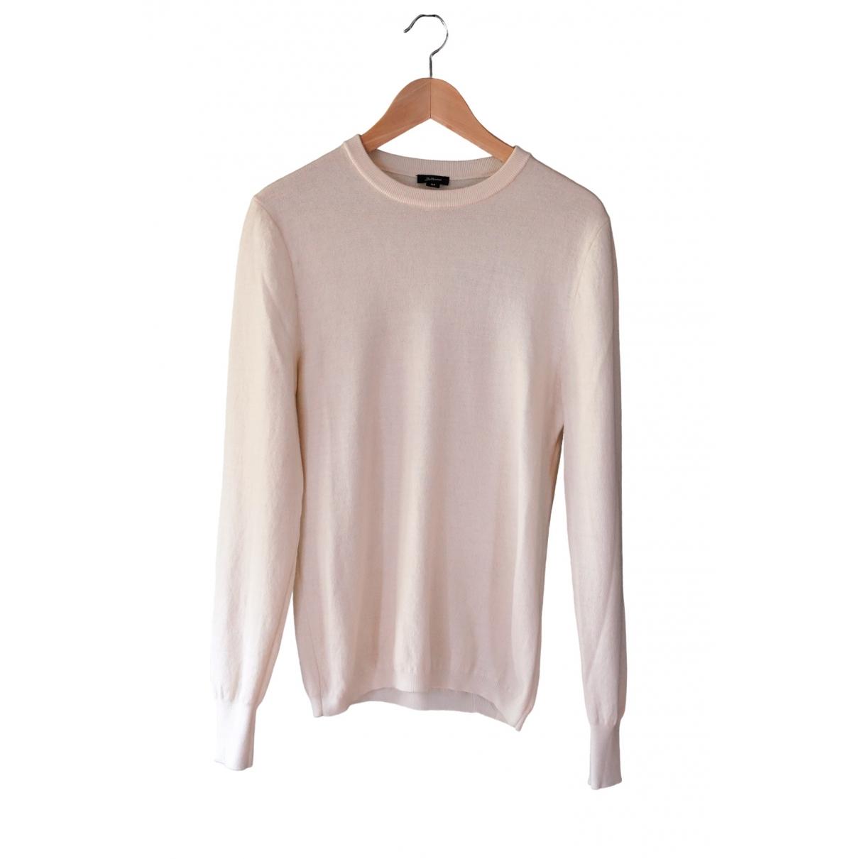 Bellerose - Pulls.Gilets.Sweats   pour homme en laine - ecru