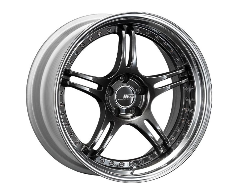 SSR Professor SPX 3-Piece Wheel 20x8 5x114.3