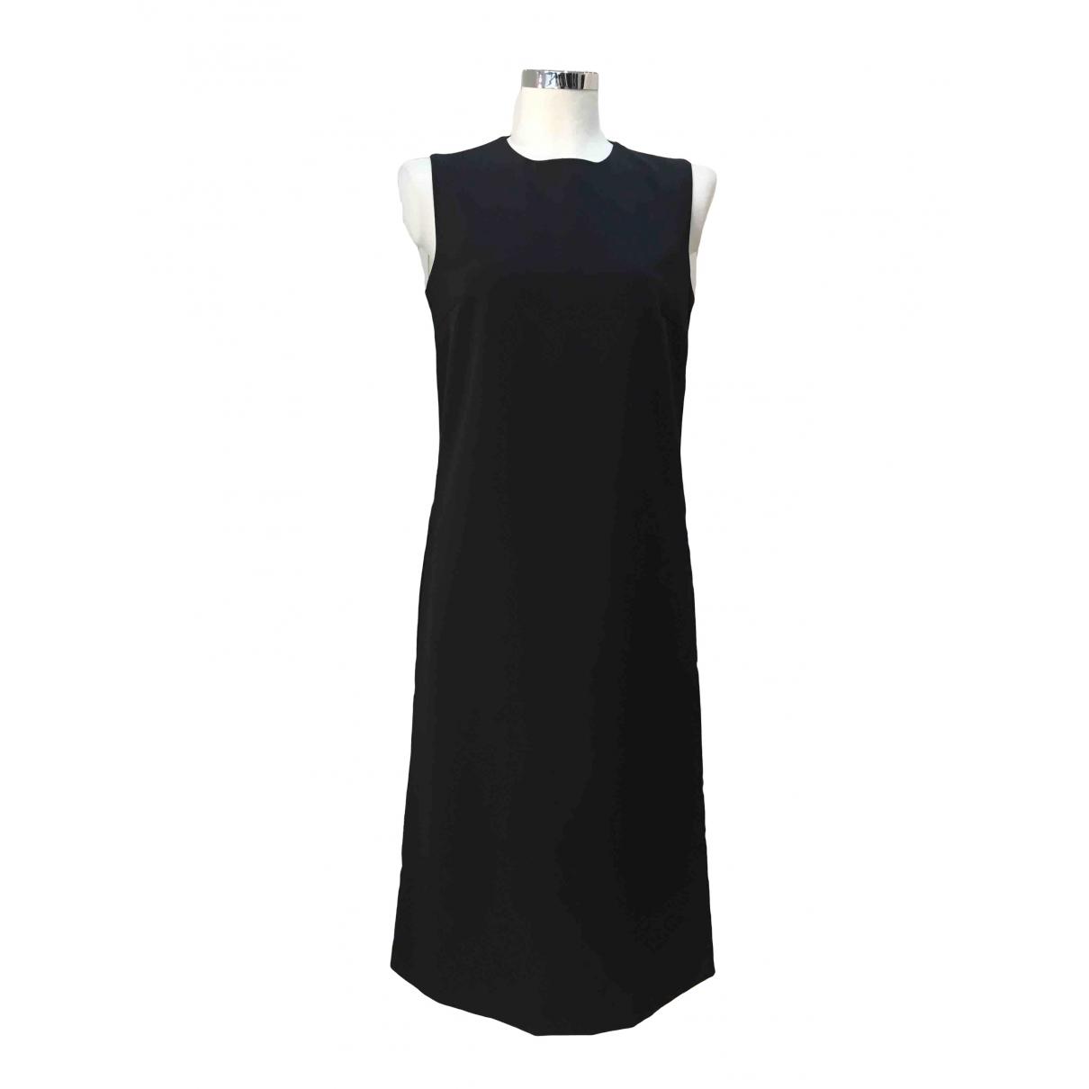 Maison Martin Margiela \N Black Wool dress for Women 42 IT