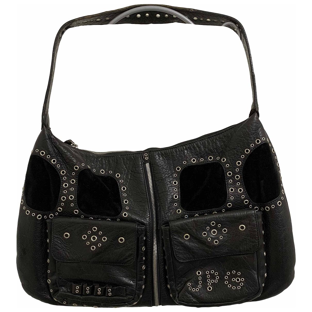 Bolso  de Cuero Jean Paul Gaultier