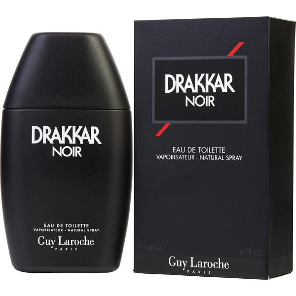 Drakkar Noir - Guy Laroche Eau de Toilette Spray 200 ML