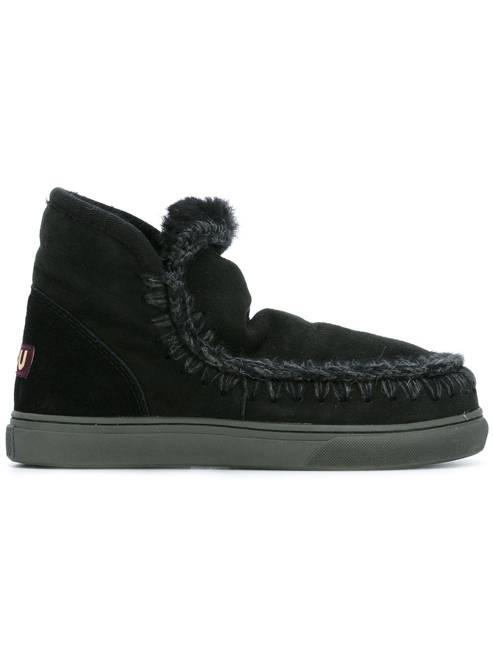 Eskimo Sneaker Ankle Boots