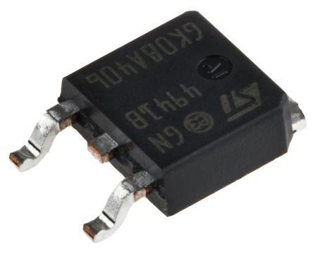 STMicroelectronics L4941BDT-TR, LDO Regulator, 1A, 5 V, ±4% 3-Pin, DPAK (5)
