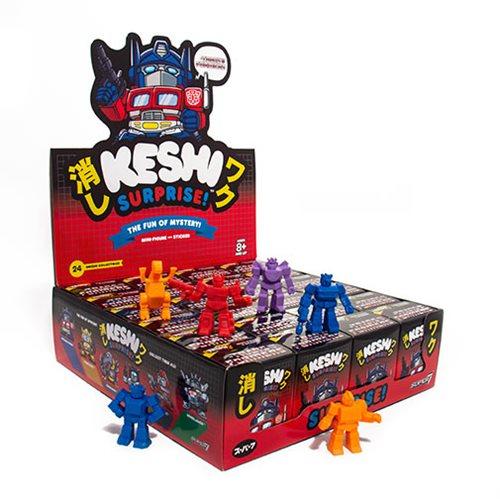 Transformers Keshi Surprise Autobots 6-Pack