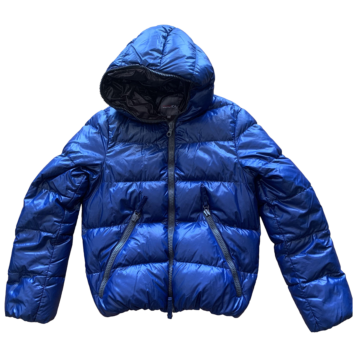 Duvetica N Blue coat  for Men 46 IT