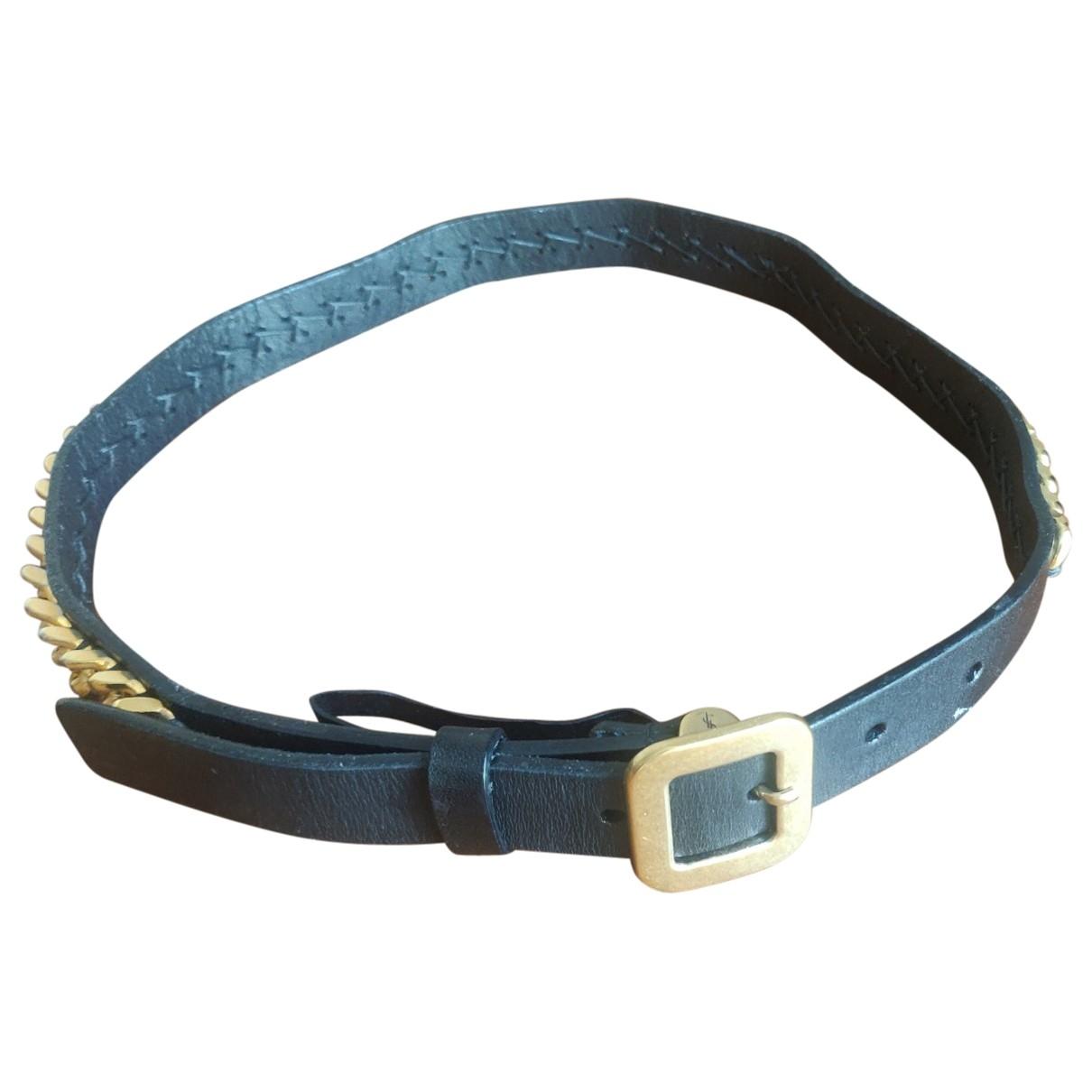 Yves Saint Laurent \N Chain belt for Women 75 cm
