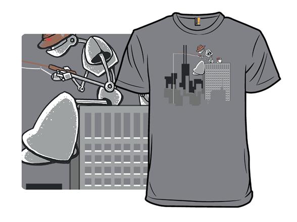 Car Fishing T Shirt