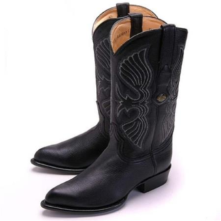 Black Elk JToe Boot