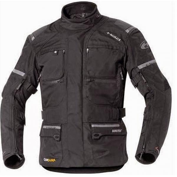 Held Carese II Chaqueta Motorista Negra 3XL