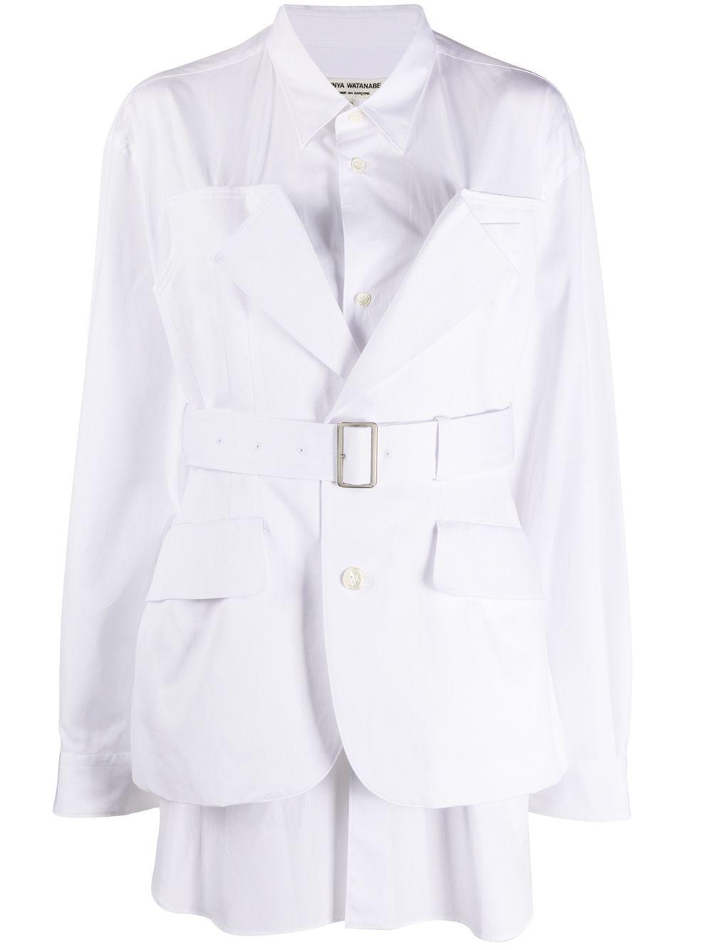 Cotton Linen Blend Shirt