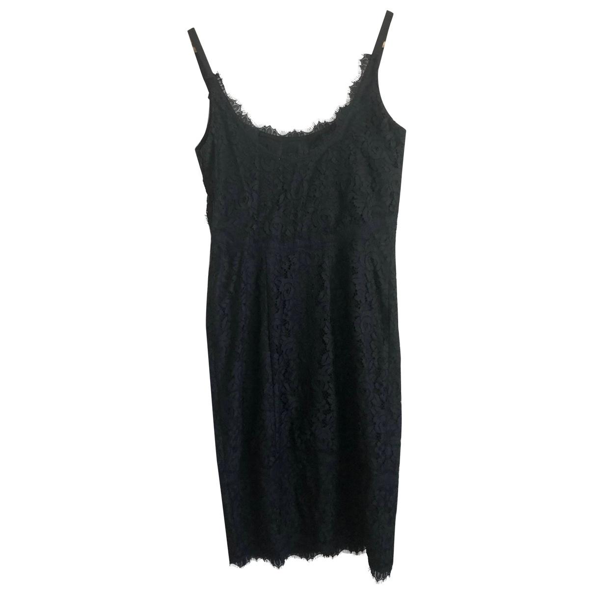 Diane Von Furstenberg - Robe   pour femme - noir