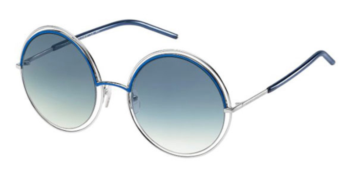 Marc Jacobs MARC 11/S TWU/U3 Women's Sunglasses Silver Size 56