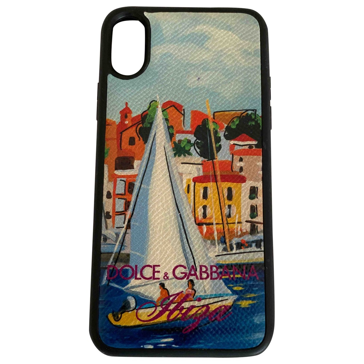 Funda iphone de Cuero Dolce & Gabbana