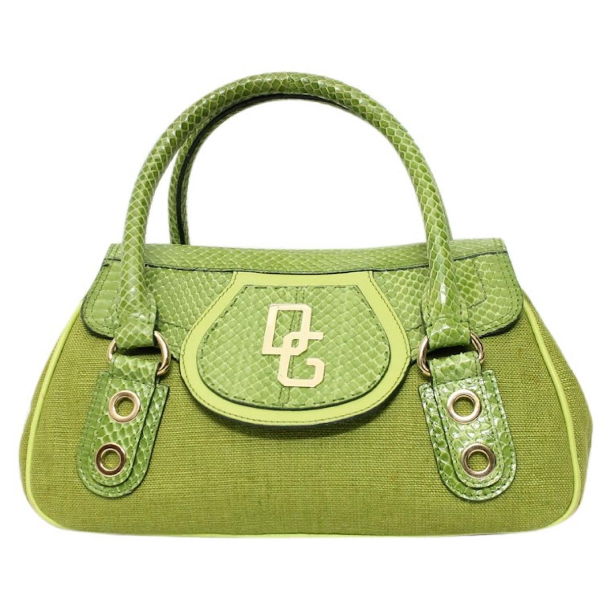 Bolso  de Lona Dolce & Gabbana