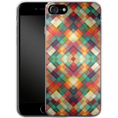 Apple iPhone 7 Silikon Handyhuelle - Time Between von Danny Ivan