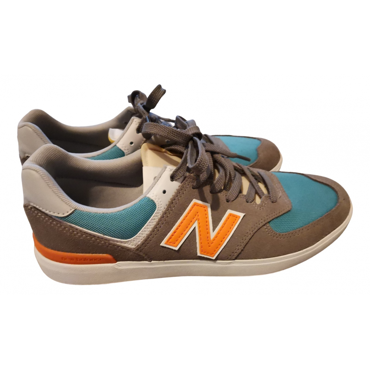 New Balance \N Multicolour Cloth Trainers for Men 44 EU