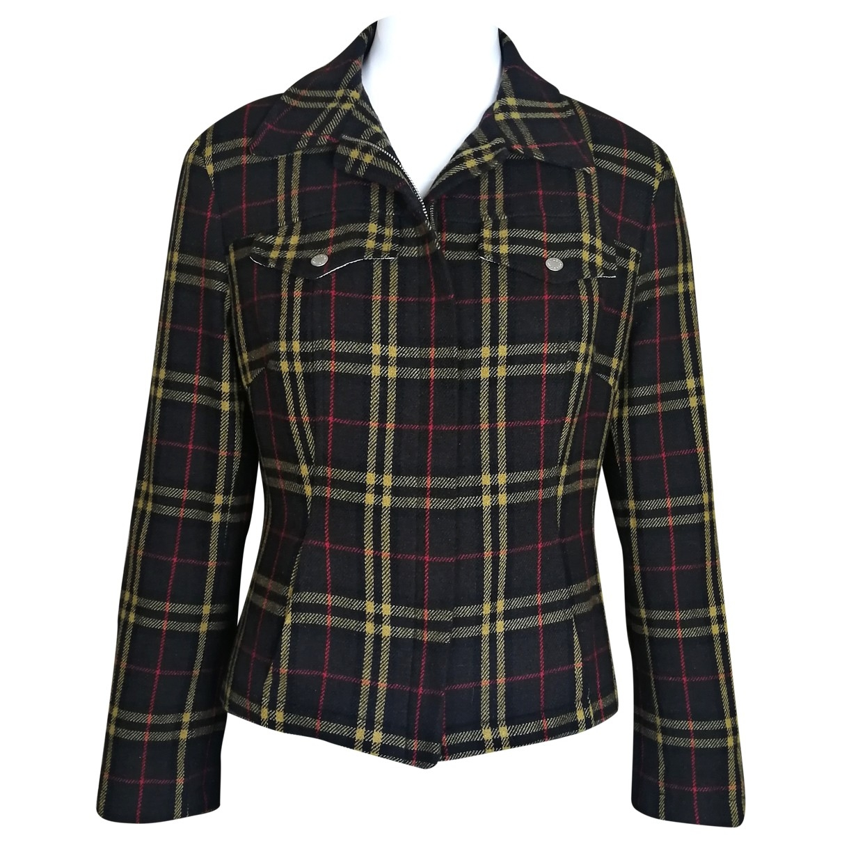 D&g \N Multicolour Wool jacket for Women 44 IT