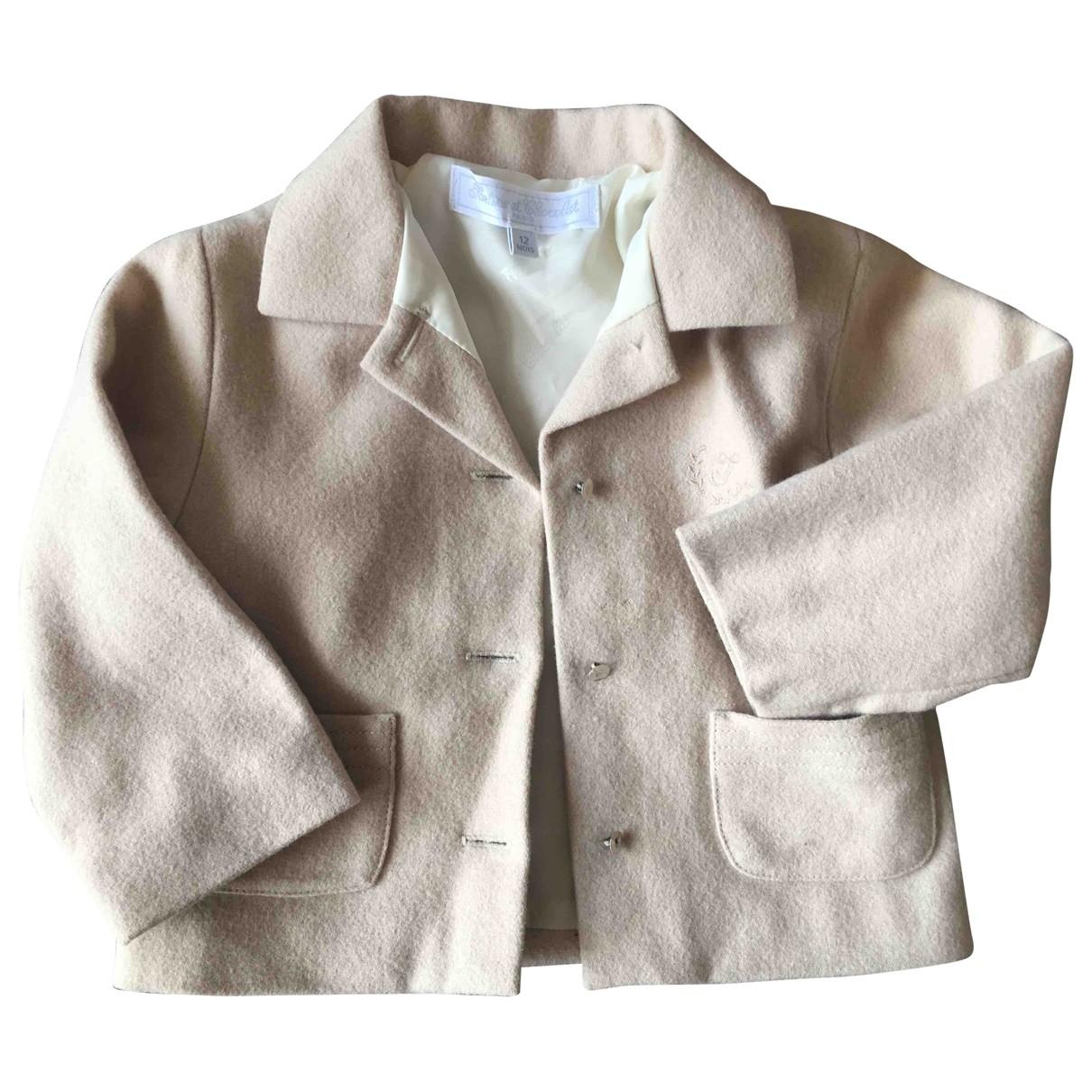 Tartine Et Chocolat \N Wool jacket & coat for Kids 12 months - up to 74cm FR