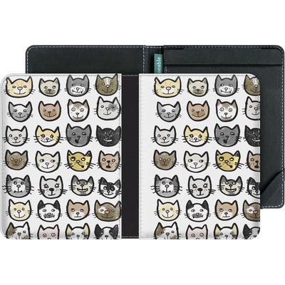 tolino vision 2 eBook Reader Huelle - 28 Cats von caseable Designs