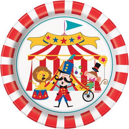 Circus Carnival Round 7