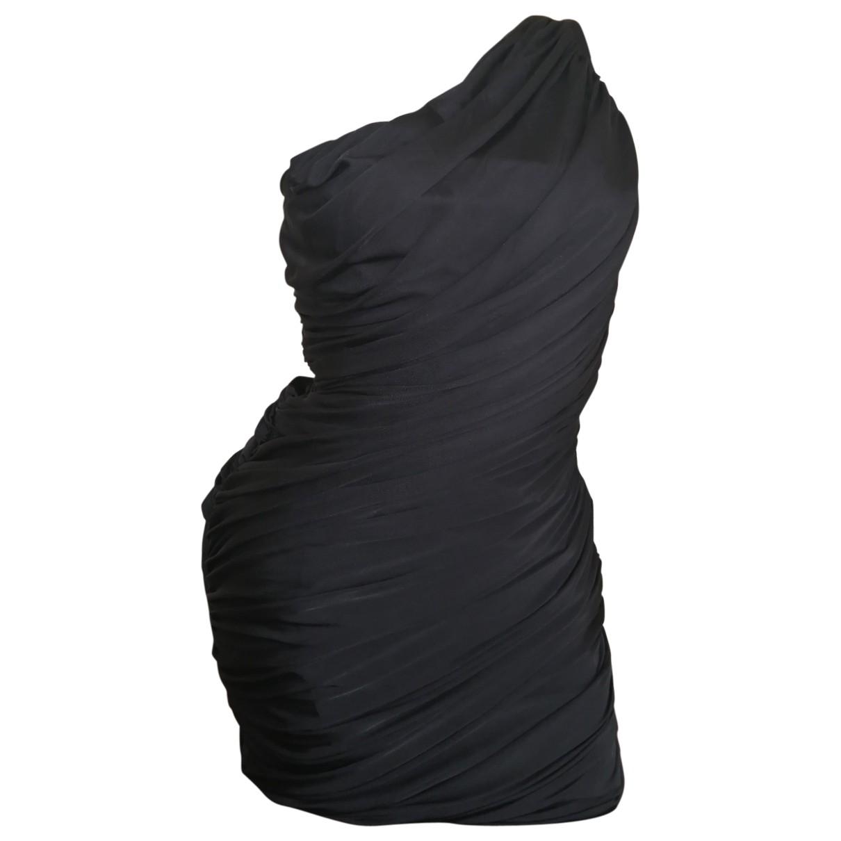 Supertrash \N Kleid in  Schwarz Polyester