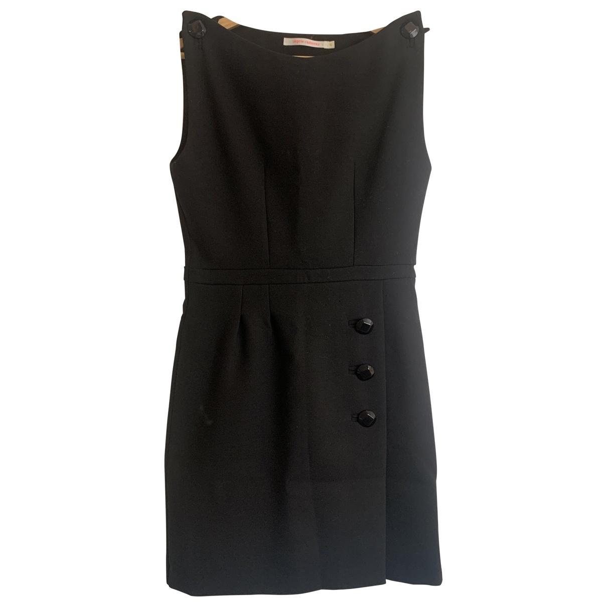 Virginie Castaway - Robe   pour femme - noir